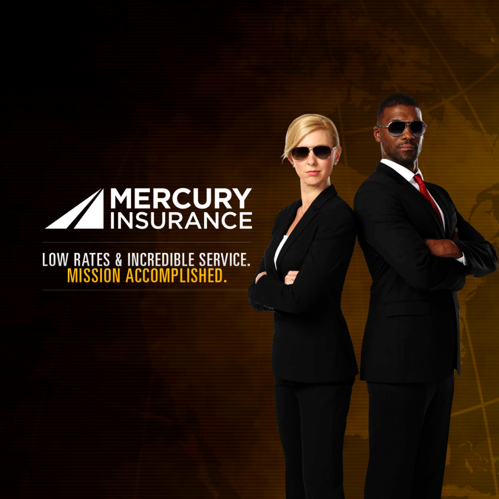 mercury auto insurance firm